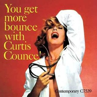 You Get More Bounce with Curtis Counce! - Image: You Get More Bounce with Curtis Counce!