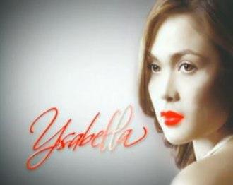 Ysabella - Image: Ysabella titlecard