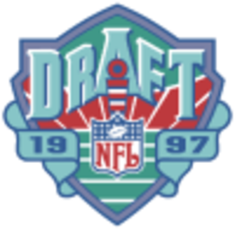 1997 NFL Draft - Image: 1997nfldraft