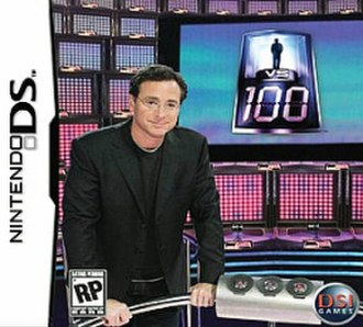 1 vs. 100 (2008 video game) - Box art