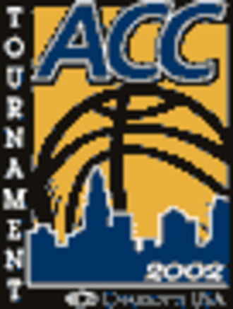 2002 ACC Men's Basketball Tournament - 2002 ACC Tournament logo