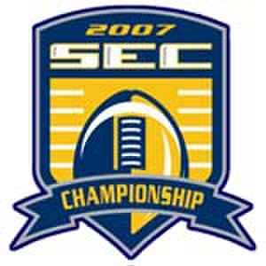 2007 SEC Championship Game - 2007 SEC Championship logo.