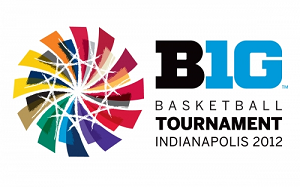 2012 Big Ten Conference Men's Basketball Tournament - 2012 Tournament logo