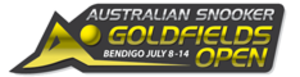 Australian Goldfields Open - Image: 2013 Australian Goldfields Open logo