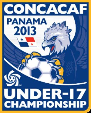 2013 CONCACAF U-17 Championship - Image: 2013 CONCACAF U 17 Championship