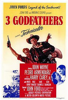 Movie Cover - 3 Godfathers