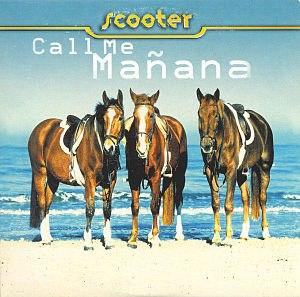 Call Me Mañana - Image: 815250 scooter call me maana