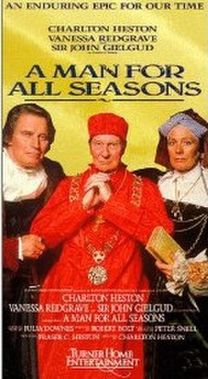 A Man for All Seasons (1988 film) - Movie poster