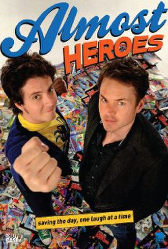 Almost Heroes (TV series) - Image: Almost Heroes TV Series Promotional Poster