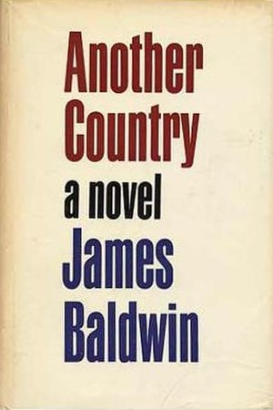 Another Country (novel) - First edition cover