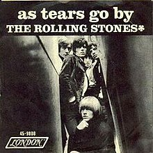 Image result for the rolling stones as tears go by images