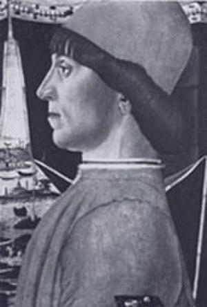 Ascanio Sforza - Cardinal Ascanio Sforza.