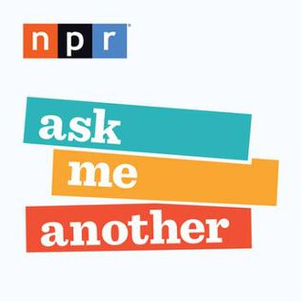 Ask Me Another (radio) - Image: Ask Me Another (radio)