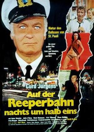 On the Reeperbahn at Half Past Midnight (1969 film) - Image: Auf der Reeperbahn nachts um halb eins (1969 film)