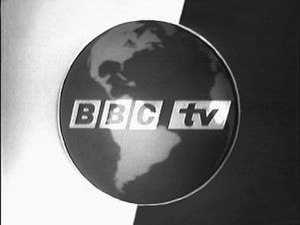 History of BBC television idents - The first incarnation of the globe, introduced in 1963 (1963–1964)