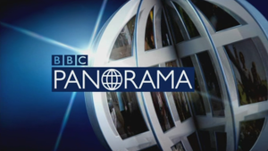 Panorama (TV series) - Image: BBC Panorama