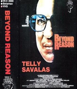 Beyond Reason (1977 film) - Video cover art (1985)