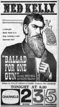Ballad for One Gun