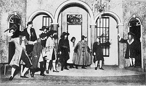 The Beggar's Opera - Frederic Austin's 1920s version