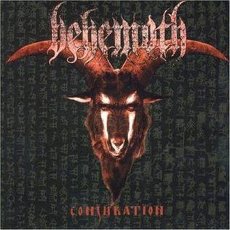 Conjuration (EP) - Image: Behemoth Conjuration