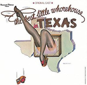The Best Little Whorehouse in Texas - Original cast album