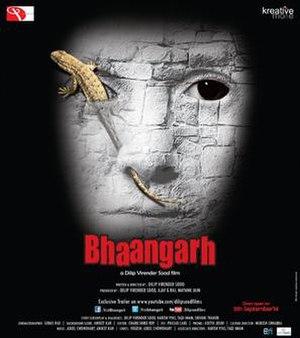 Bhaangarh - Film poster