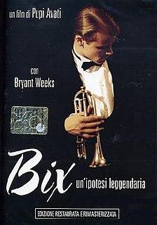 <i>Bix</i> (film) 1991 film