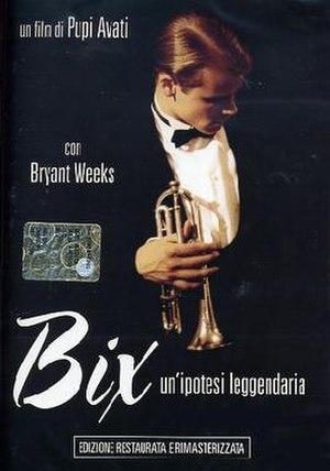 Bix (film) - Film poster