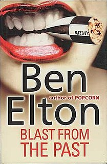 <i>Blast from the Past</i> (novel)