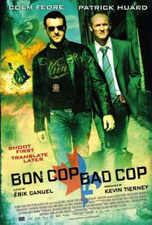 Bon Cop, Bad Cop - Image: Bon Cop, Bad Cop (movie poster)