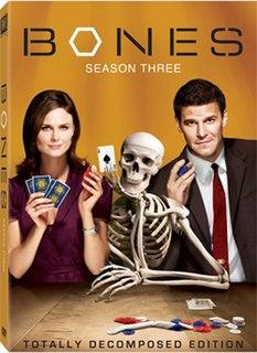 <i>Bones</i> (season 3)