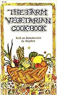 <i>The Farm Vegetarian Cookbook</i> Vegan cookbook published in 1975