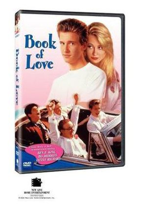 Book of Love (1990 film) - DVD Cover