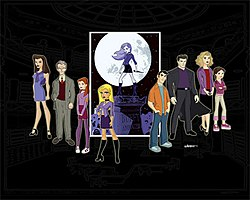 buffy the animated series wikipedia