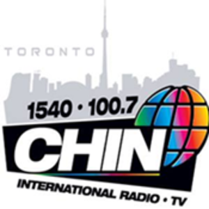 CHIN (AM) - Image: CHIN Radio