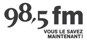 CHMP-FM - Image: CHMP logo