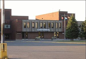 Centennial Regional High School Wikipedia
