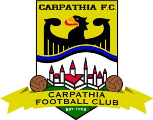 Carpathia FC - Image: Carpathia FC logo