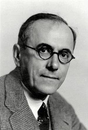 Charles Purdom - C. B. Purdom