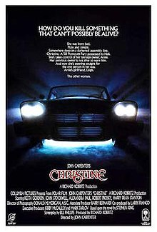 Christine 1983 Film Wikipedia