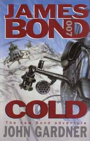 Cold (novel) - First UK edition cover