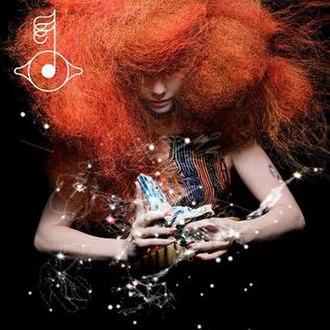 Cosmogony (song) - Image: Cosmogony Björk Cover