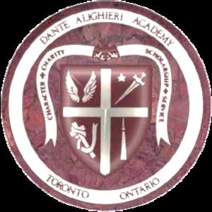 Dante Alighieri Academy - Image: DAA Logo 74