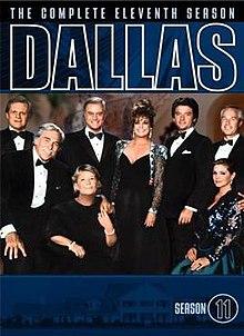 Dallas 1978 Season 11 Dvd Cover Jpg