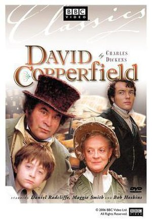 David Copperfield (1999 film) - DVD cover