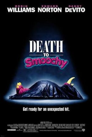 Death to Smoochy - Theatrical release poster