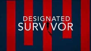 <i>Designated Survivor</i> (TV series) American political thriller television series