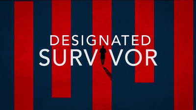 Picture of a TV show: Designated Survivor