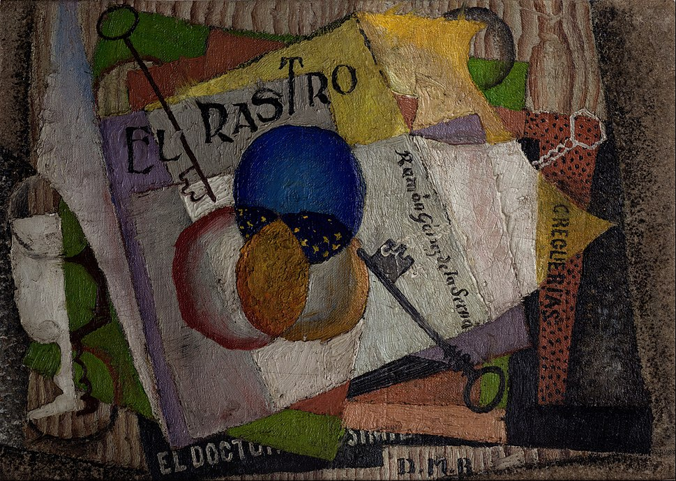 Diego Rivera - El Rastro - Google Art Project