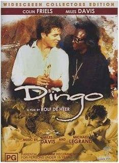 <i>Dingo</i> (film) 1992 Australian film directed by Rolf de Heer